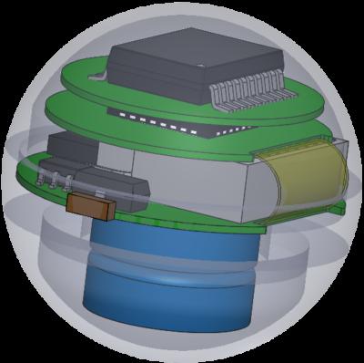 Sentinel Smart Sensor Ball