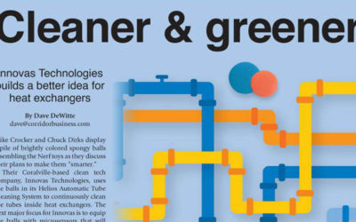 Innovas Technologies Gets A Write-up In The Corridor Business Journal