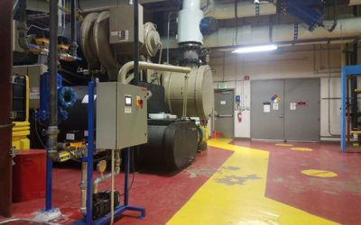 Xcel Energy Commissions first Helios Tube Cleaning System in Denver