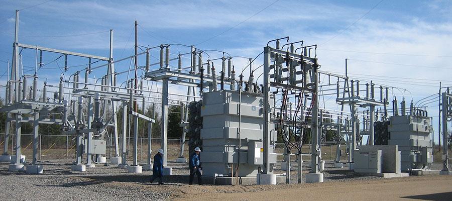 Power generation industry