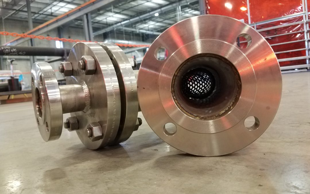 Helios Tube Cleaning System for Crude Oil Heat Exchanger