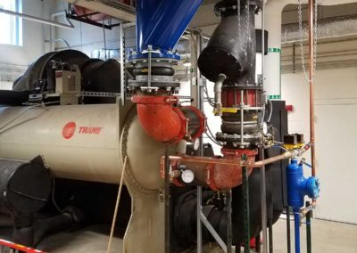Helios TCS on 900 Ton Chiller