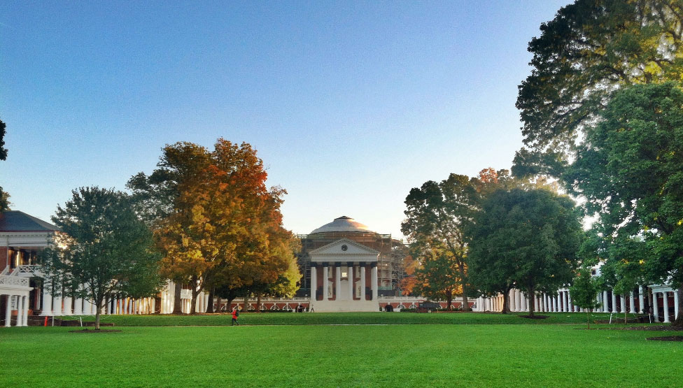 University of Virginia – How Large Organizations Adopt Change