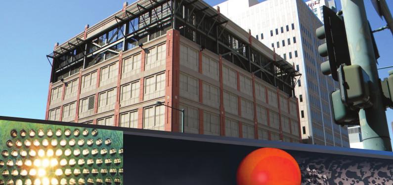Xcel Energy building