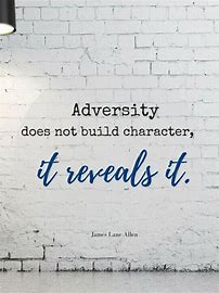 Adversity quoate