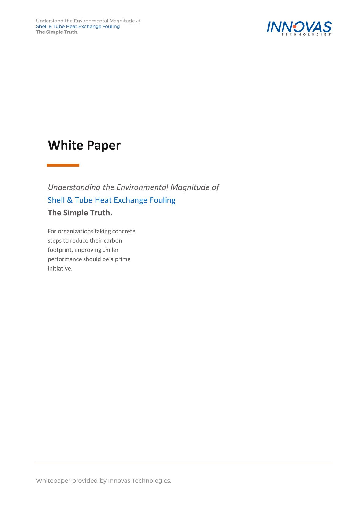 Sustainability Whitepaper