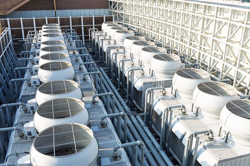 Energy Efficiency cooling tower