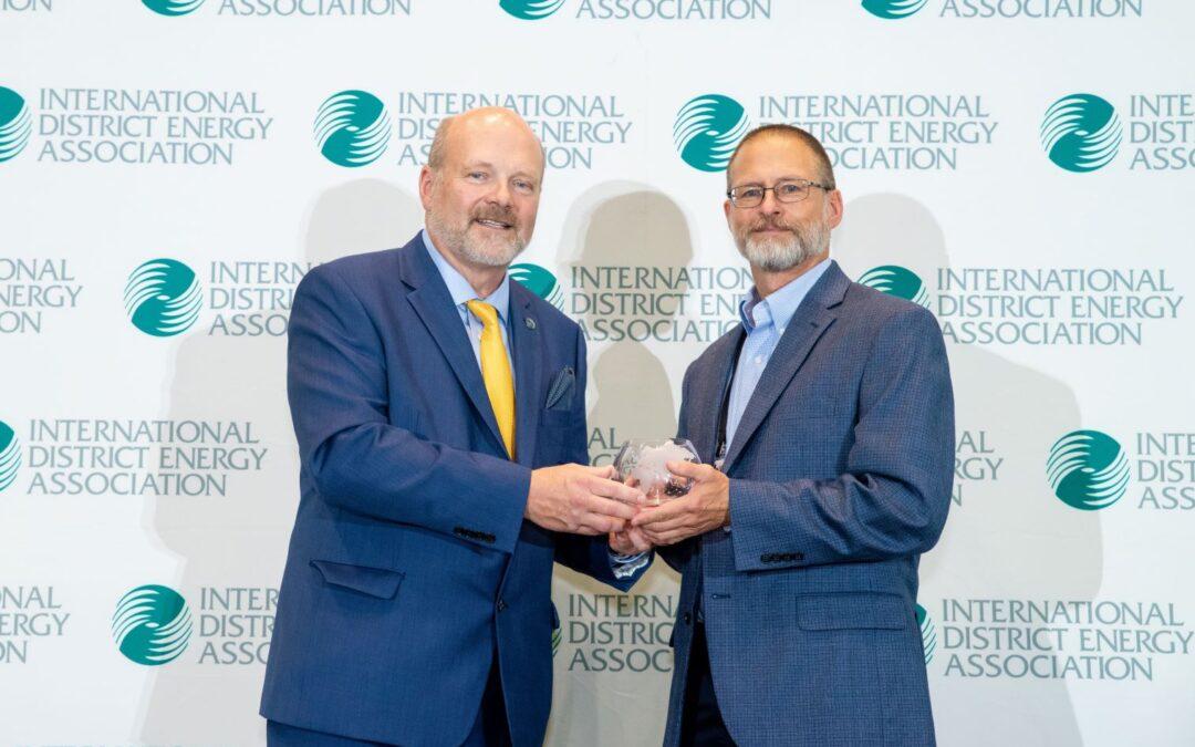 Helios TCS™ Technology helps UVA win IDEA's Innovation Award